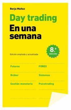 day trading en una semana-borja muñoz cuesta-9788498754582