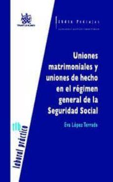 Lofficielhommes.es Uniones Matrimoniales Y Uniones De Hecho En Regimen General Image