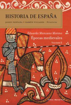 Inmaswan.es Historias De España (Vol. 2): Epocas Medievales Image