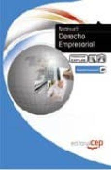 Geekmag.es Manual Derecho Empresarial. Formacion Para El Empleo Image