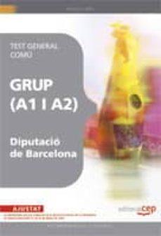 Encuentroelemadrid.es Grup (A1 I A2 ) De La Diputació De Barcelona.test General Comu Image