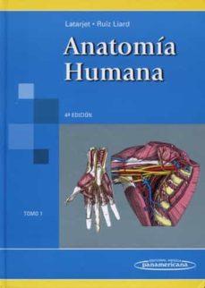 anatomia humana (t. i)-alfredo ruiz liard-9789500613682