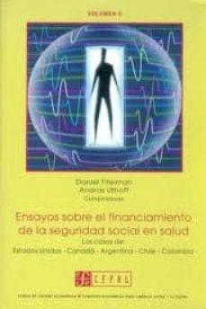 Vinisenzatrucco.it Ensayos Sobre El Financiamiento De La Seguridad Social En Salud I I Image