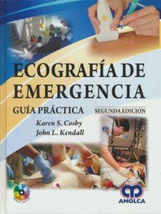 Foros para descargas de libros electrónicos ECOGRAFIA DE EMERGENCIA: GUIA PRACTICA (2ª ED.)