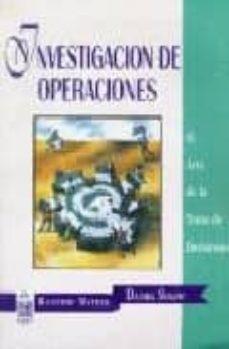 Mrnice.mx Investigacion De Operaciones (1 Diskette) Image