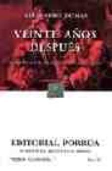Eldeportedealbacete.es Veinte Años Despues (Continuacion De Los Tres Mosqueteros) (9ª Ed .) Image