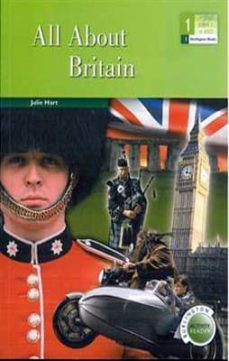 Libros de texto en pdf gratis para descargar ALL ABOUT BRITAIN (Spanish Edition)