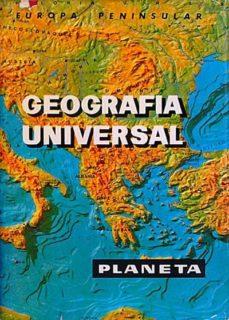 GEOGRAFÍA UNIVERSAL I - VVAA | Triangledh.org