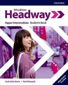 Descargar HEADWAY UPPER-INTERMEDIATE STUDENT S BOOK WITH STUDENT S RESOURCE CENTRE gratis pdf - leer online