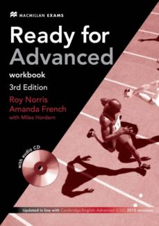 Descargar docs de ebooks READY FOR ADVANCED 3RD EDITION WORKBOOK WITHOUT KEY PACK 9780230463592 de