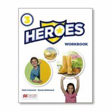 Descarga gratuita de libros electrónicos para el nook HEROES 3 ACTIVITY BOOK (SRP & PPACK ) PACK MOBI CHM DJVU de