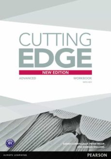 Descarga de foro de ebooks CUTTING EDGE NEW EDITION ADVANCED WORKBOOK WITH KEY ADULTOS 9781447906292 de  (Spanish Edition) PDF