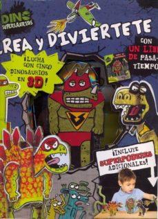 Debatecd.mx Box Dino Supersaurios Image