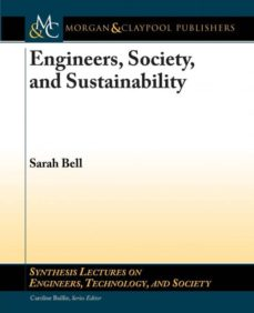 engineers, society, and sustainability-9781608457892