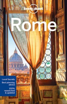 rome 10th ed. (inglés) lonely planet country regional guides-9781786572592
