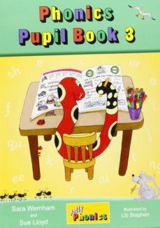 Nuevo libro electrónico de lanzamiento JOLLY PHONICS PUPIL BOOK 3 MOBI