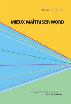 mieux maîtriser word (ebook)-9782955769492