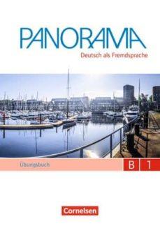 Libros gratis para descargar leer PANORAMA B1: LIBRO DE EJERCICIOS CON CD 9783061204792