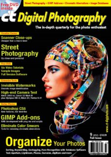 C'T DIGITAL PHOTOGRAPHY ISSUE 9 (2012) EBOOK | | Descargar libro PDF o EPUB  9783944099392