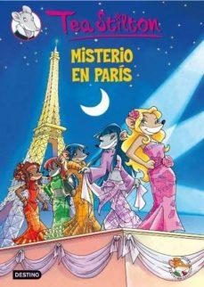 Cdaea.es Pack Tea 4 Paris + De Viaje (Contiene: Tea Stilton 4: Misterio En Paris + De Viaje Con El Club De Tea) Image