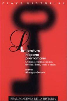 Descargar LITERATURA HISPANA PRERROMANA gratis pdf - leer online