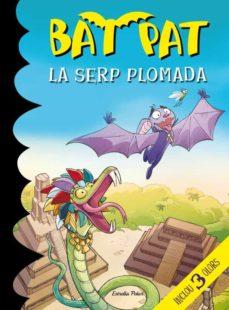 Inmaswan.es La Serp Plomada (Bat Pat, Llibre D Olors) Image