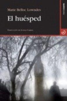 Descargar Ebook for cobol gratis EL HUESPED de MARIE BELLOC LOWNDES