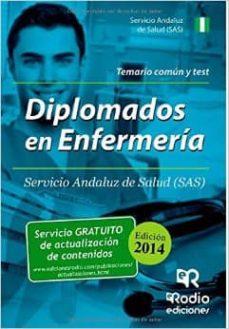 Vinisenzatrucco.it Diplomados En Enfermería Del Sas. Temario Común Y Test. Image
