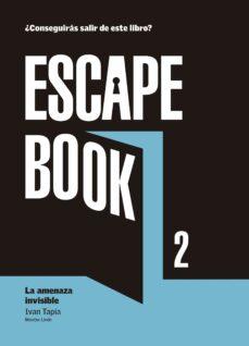 Iguanabus.es Escape Book 2: La Amenaza Invisible Image