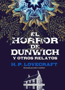 Descargar ebooks en formato pdb EL HORROR DE DUNWICH Y OTROS RELATOS (Spanish Edition) de H.P. LOVECRAFT PDB DJVU