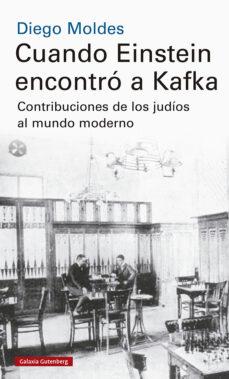 Descarga un libro para ipad CUANDO EINSTEIN ENCONTRÓ A KAFKA in Spanish 9788417747992