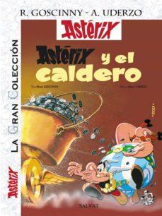 asterix 13: asterix y el caldero (la gran coleccion)-albert uderzo-9788421689592