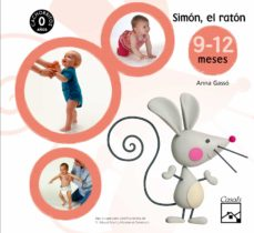 simón el ratón, 9-12 meses-9788421837092