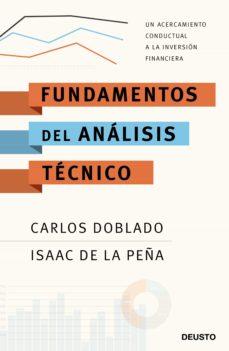 fundamentos del análisis técnico (ebook)-carlos doblado-isaac de la peña-9788423428892