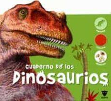 cuaderno de los dinosaurios-9788424629892