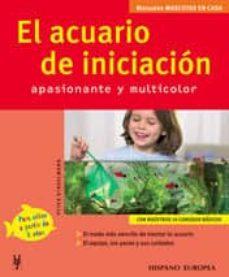 el acuario de iniciacion apasionante y multicolor-peter stadelmann-9788425516092