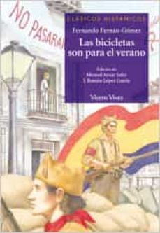 Descarga de libros gratis en pdf. LAS BICICLETAS SON PARA EL VERANO de FERNANDO FERNAN-GOMEZ