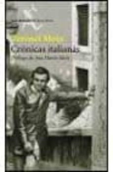 Ebook para el examen del banco po examen gratis CRONICAS ITALIANAS 9788432211492 FB2 de TERENCI MOIX in Spanish