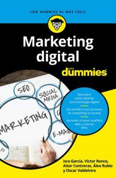 marketing digital para dummies (ebook)-9788432904592