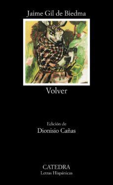 Libros gratis en línea no descargables VOLVER 9788437608792  de JAIME GIL DE BIEDMA in Spanish