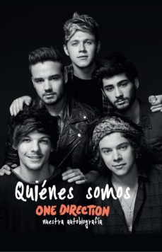 one direction. nuestra autobiografia-9788448020392