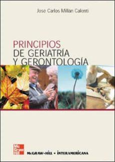 principios de geriatria y gerontologia-jose c. millan calenti-9788448145392
