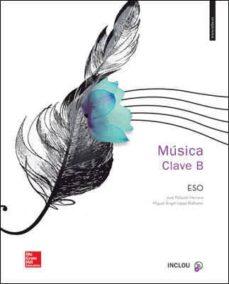 Carreracentenariometro.es Música Clave B 3º Eso Valencia. Ed.2015 Image