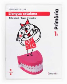 Padella.mx Llengua Catalana. Quadern D Activitats2. Construïm 1º Educacion Primaria Ed 2014 Image