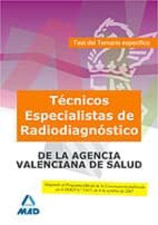 Elmonolitodigital.es Técnico Especialista De Radiodiagnóstico, De Instituciones Sanitarias De La Agencia Valenciana De Salud. Test Del Temario Es Image