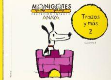 Lofficielhommes.es Trazos Y Más 2 (Cuaderno 1) Pack Ed.primaria Image