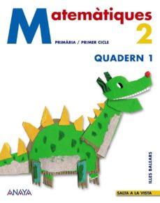 Inmaswan.es Matemàtiques 2 (Quadern 1) (Illes Balears) Image