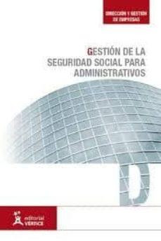 Elmonolitodigital.es Gestion De La Seguridad Social Para Administrativos Image