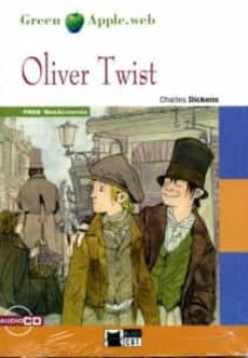 oliver twist + cd-charles dickens-9788468222592