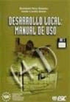 desarrollo local: manual de uso-bartolome perez ramirez-emilio carrillo benito-9788473562492